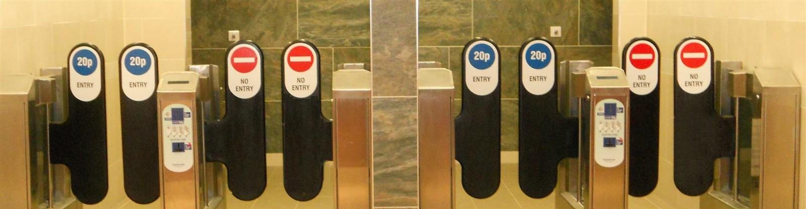 public toilet operations